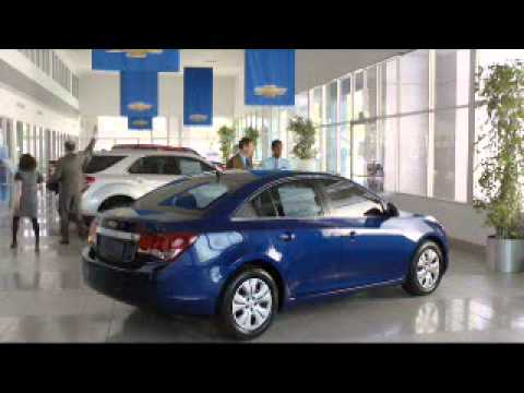 Chevy Cruze Tech Gadget Guy