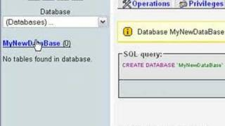 Installing WAMP And Creating A MySQL Database