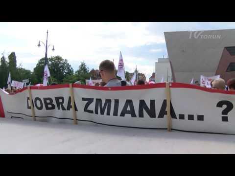 Likwidacja gimnazjów przesądzona - mówi w Toruniu minister edukacji