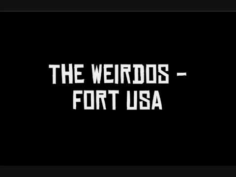 The Weirdos - Fort USA