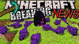Minecraft 1.7.6&1.8 News: New Endermite Model, Friends List, Name Change, Skins, FOV, Realms
