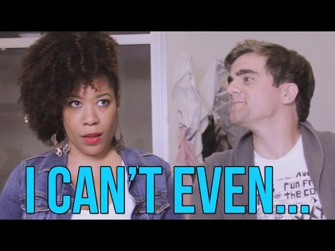 """workplace - I've seen 3 seasons of The Wire. I get it."""" #ICANTEVEN Check out more awesome videos at BuzzFeedVideo! http://bit.ly/YTbuzzfeedvideo MUSIC SWING IN MY STEP ..."""