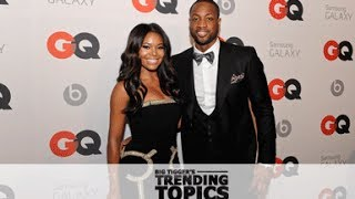 Dwyane&Gabrielle Gear Up For August Nuptials - Trending Topics