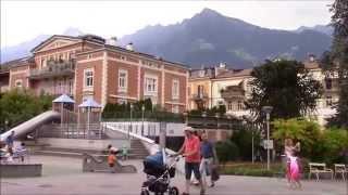 Meran Italy  city photo : Merano (Meran)- Alpine Mediterranean Way of Life, South Tyrol, Italy