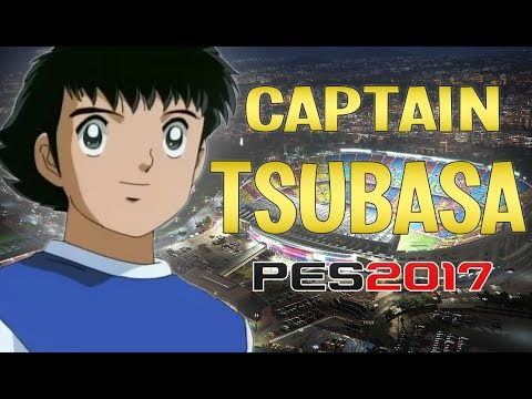 PES 2017 - CAPTAIN TSUBASA - IMPORT JAPAN TEAM
