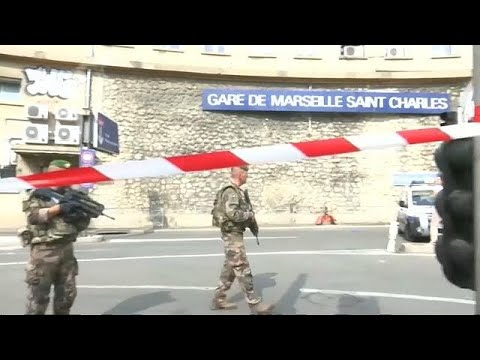 Marseille knife attack: two women killed, assailant shot dead