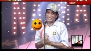 Raju Srivastav Funny Cricket Commentary | Watch Raju's Best Comedy