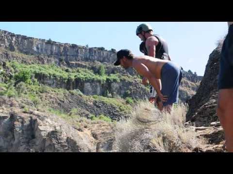 New World Record Blob Jump Video