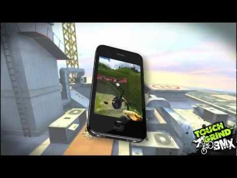 Touchgrind BMX Release Trailer
