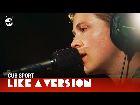 Cub Sport cover Kanye West 'Ultralight Beam' for Like A Version