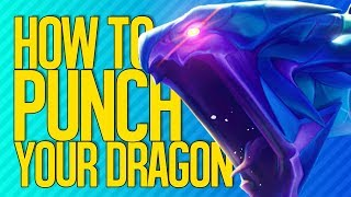 HOW TO PUNCH YOUR DRAGON | Dauntless
