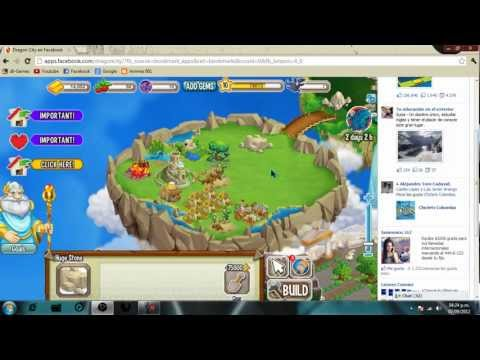 Descargar Hack De Dragon City De Gemas Comida Y Oro ver video hack de