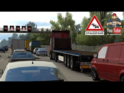 Traffic Jam Mod / Stau Mod v4.0a 1.33.x