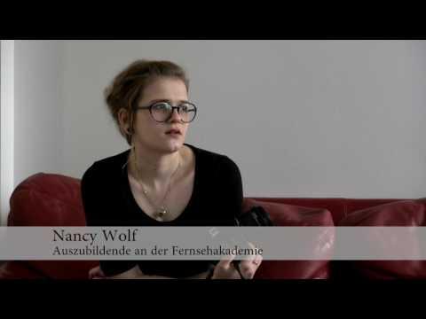 Nancy Wolf über ihre Ausbildung an der FAM