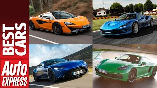 The five best performance cars on sale! by Auto Express