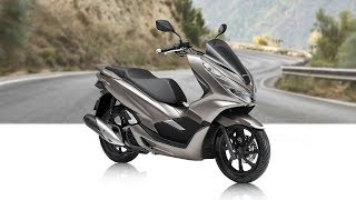 6. 2019 Honda PCX 150 Review (Honda's Mini-Max That Gets An Update For 2019)