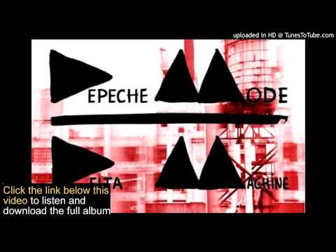 Alone - Depeche Mode - Delta Machine (2013) [Free Download]