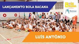 Bola Bacana Luiz Antônio – Lançamento 2015