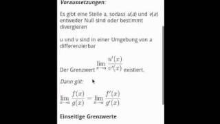Formelsammlung Mathematik YouTube video