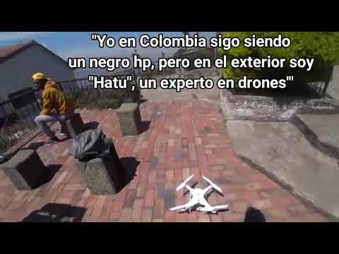 """""""Hatu"""" joven afrocolombiano experto en drones  va a ir a la NASA"""