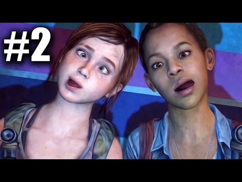 The Last of Us: Left Behind: DLC – Part 2 – SO DAMN CUTE!