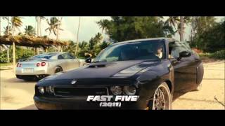 Nonton Dodge SRT Challenger and Charger