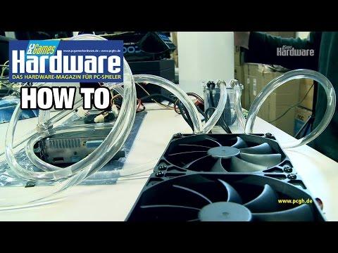 Howto: Wakü / Wasserkühlung für PC selber bauen | Einbau, Tutorial, Tipps