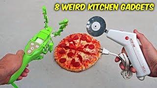 Video 8 Weirdest Kitchen Gadgets put to the Test MP3, 3GP, MP4, WEBM, AVI, FLV Januari 2019