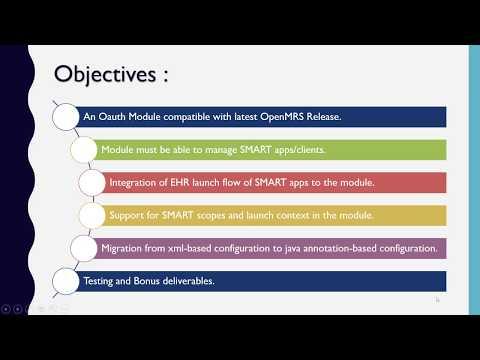 GSoC-2018 Mid Term Presentation