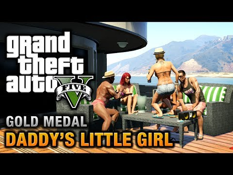 gta 5 mission 7 daddy 39 s little girl 100 gold medal walkthrough. Black Bedroom Furniture Sets. Home Design Ideas