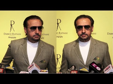 Gulshan Grover At Launch Of Dabboo Ratnani Calendar 2018