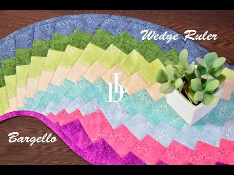 patchwork - wedge ruler