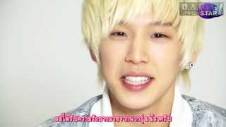 The Star B.A.P - Himchan's Interview Bap-Thailand