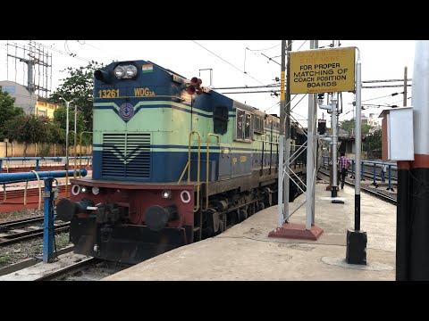 REPALLE PASSENGER || KJM WDG-3A || SC-RAL || 57651 || ARRIVING GUNTUR JN || INDIAN RAILWAYS ||