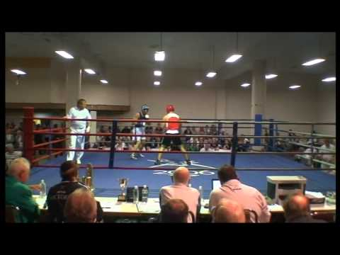 Ryan Breese - Amateur Fight Highlights - Shadows Gym Eltham