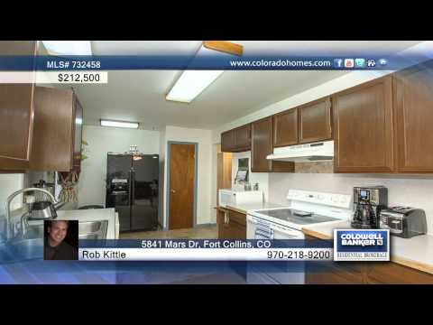 5841 Mars Dr  Fort Collins, CO Homes for Sale | coloradohomes.com
