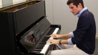 Video James Arthur - Say You Won't Let Go Piano Cover download in MP3, 3GP, MP4, WEBM, AVI, FLV Mei 2017