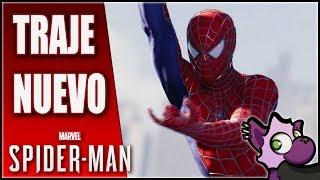 Spider-Man PS4 | Gameplay del NUEVO TRAJE (Sam Raimi)