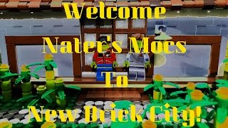 Check out this awesome member of the LEGO Community using these links below:Nater's YouTube Channel: https://www.youtube.com/channel/UCBFCTLLh51FgI4UXAVx85tQNater's Instagram: https://www.instagram.com/naters_mocs/Help support this channel and visit my Bricklink store. Here's the link: http://www.bricklink.com/store/home.page?p=CoolKidBricks#/termsDon't hesitate to follow me on Instagram: https://www.instagram.com/coolkidbricksLEGO® is a trademark of the LEGO Group of companies which does not sponsor, authorize or endorse this site.