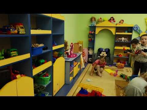 Как мы ходим в детский сад? Гузель Уразова забирает Самира и Камиллу