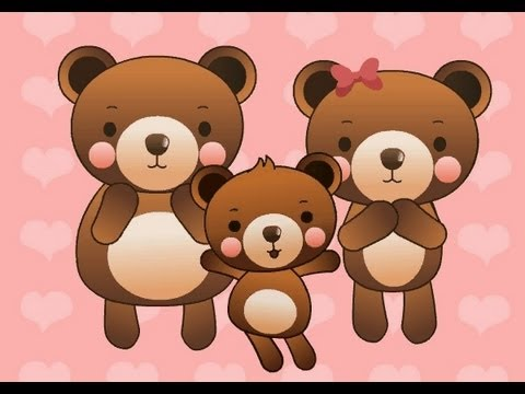Muffin Songs : Three Bears