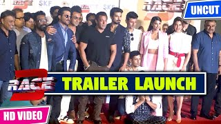 Video UNCUT | RACE 3 OFFICIAL TRAILER LAUNCH | FULL EVENT | SALMAN KHAN | Jacqueline Fernandez | Bobby MP3, 3GP, MP4, WEBM, AVI, FLV Mei 2018