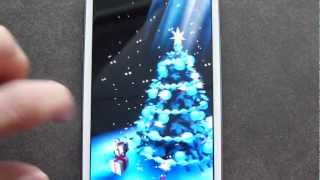 Christmas Tree 3D YouTube video