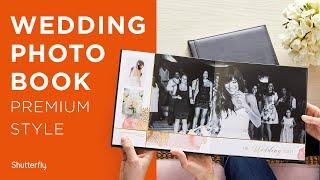 Wedding Photo Book | Premium Style