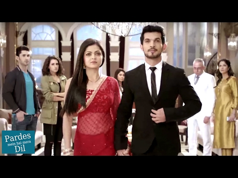 Pardes Mein Hai Mera Dil 3rd February 2017 EPISODE