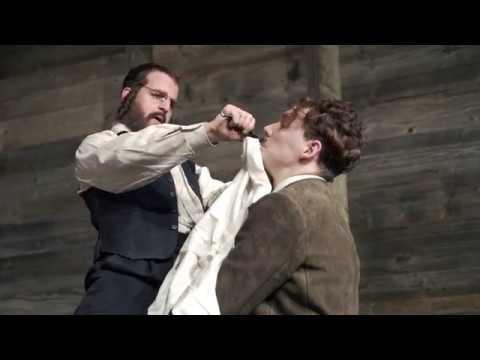 Münchner Volkstheater: Mein Kampf | von George Tabori | Regie: Christian Stückl