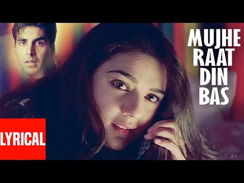 "Download ""Mujhe Raat Din Bas"" Lyrical Video 
