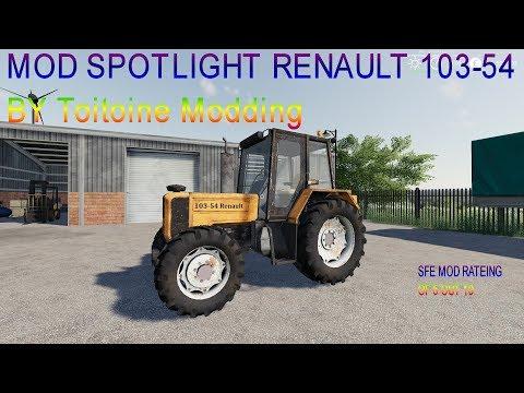 Renault 103.54 v1.0.0.0