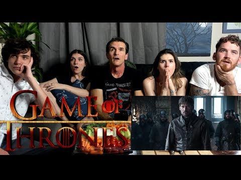 "Game of Thrones Season 8 Episode 2 ""A Knight Of The Seven Kingdoms"" REACTION!! (Part 1)"