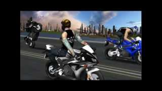 Race Stunt Fight! Motorcycles YouTube video